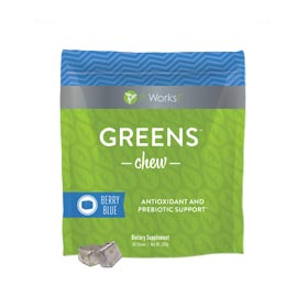 Greens Chew, itworks Greens Chew